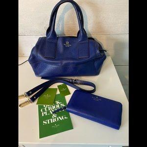 ♠️ Kate Spade Sloan bag w/ matching wallet